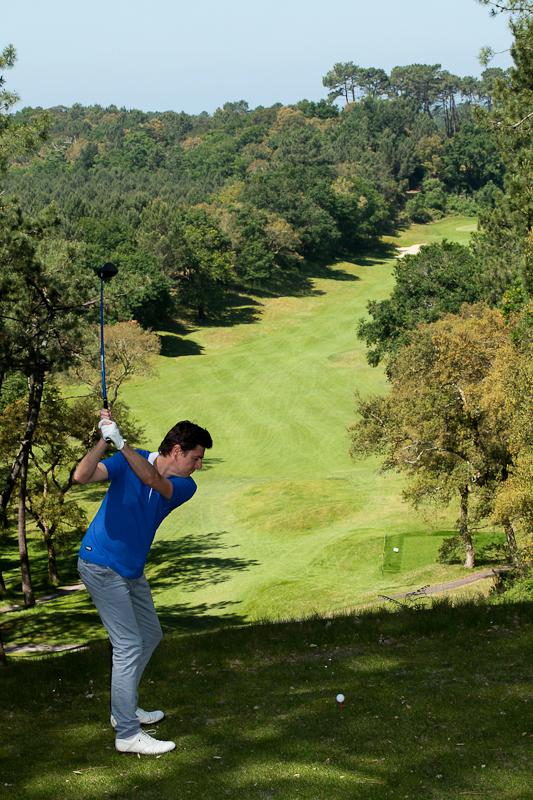Frédéric Duger - Cours de Golf Biarritz