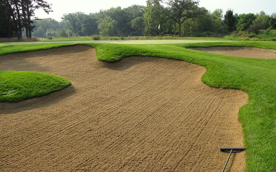 bunker-golf-duger
