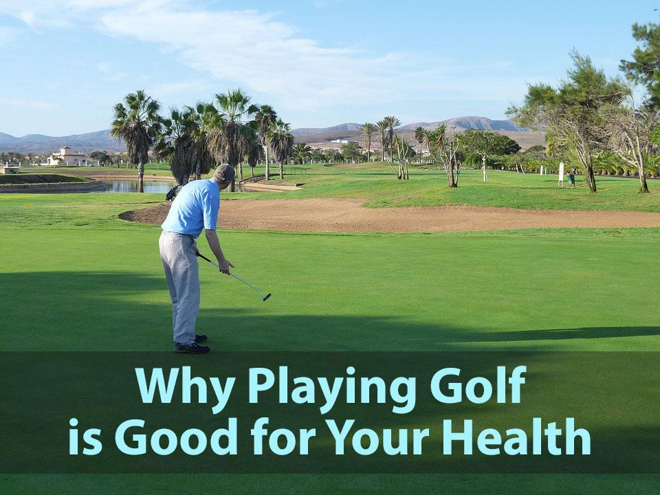 Pourquoi jouer au golf frederic duger biarritz